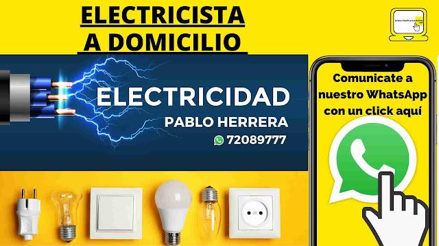 ELECTRICISTA LA PAZ BOLIVIA