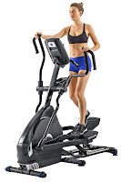 Nautilus MY18 E618 Elliptical Trainer, review features compared with E616