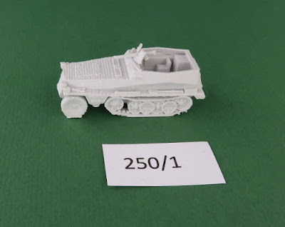 Sd Kfz 250/1 to 11 picture 19