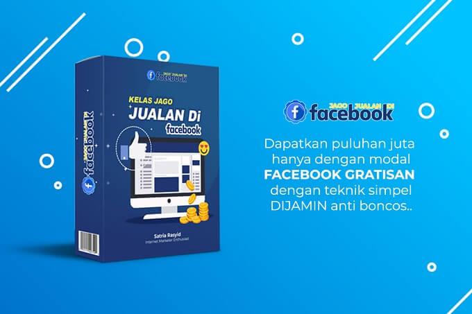 Kelas Jago Jualan Di Facebook