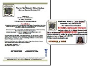 credentials for messianic jewish minister pastor or rabbi