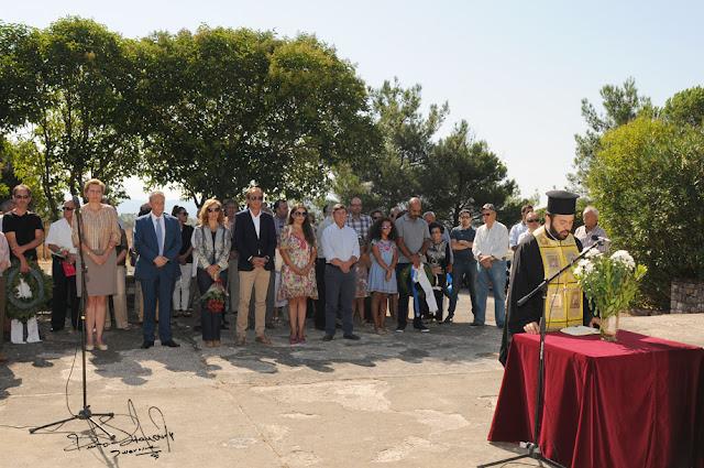 Τους Εκτελεσθέντες Στο Σταυράκι Τίμησε Ο Δήμος Ιωαννιτών.