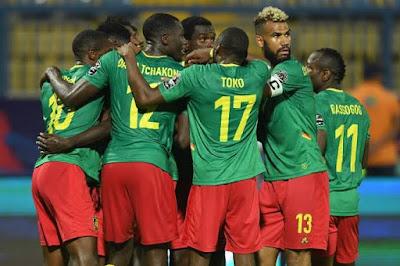 مشاهدة مباراة الكاميرون والرأس الأخضر