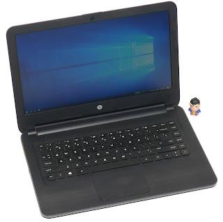 Laptop Design HP 245 G5 AMD A6 Second