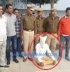 पुलिस को चैलेंज करने वाले योगेश चारणवासी को आखिरकार झुंझुनूं पुलिस ने धर दबोचा