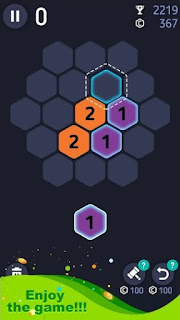 Game Android Domino Hexagon Download Free