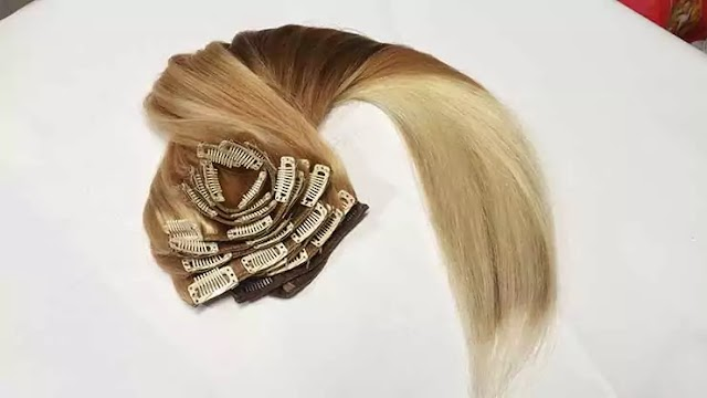 Best human clip in hair extensions