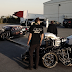 MIKE JANIS AND MICHAEL CASTELLANA WARM-UP THESE AAP NHRA PRO MOD CARS IN QATAR!