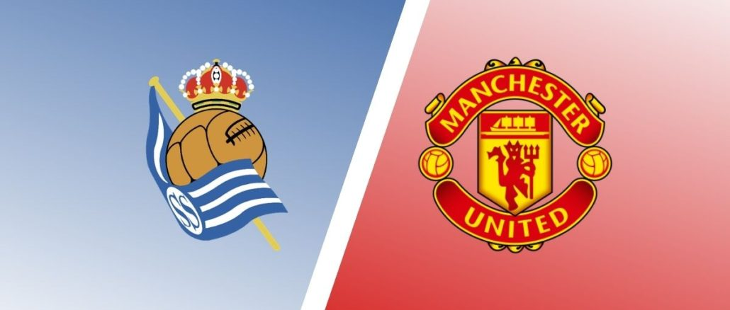 Watch the Manchester United and Real Sociedad match broadcast live nightly shot 18-2-2021 European League