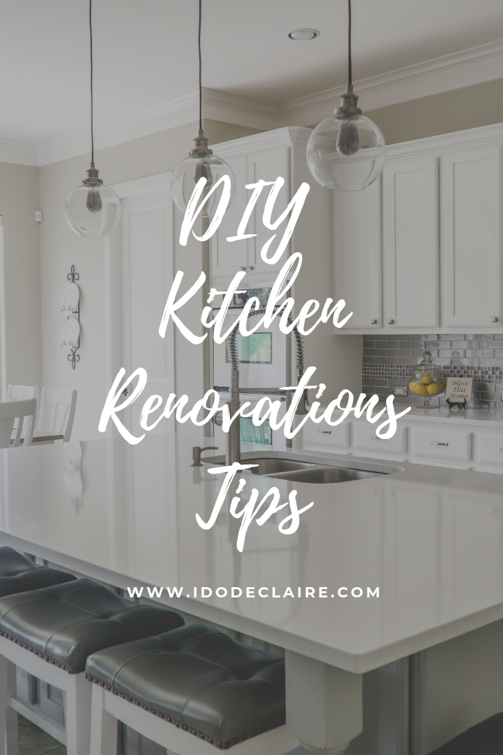 DIY Kitchen Renovations Tips