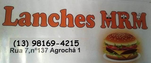 Lanches MRM Delivery  no Agrochá em Registro-SP