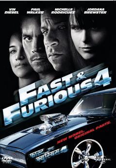 Rápidos y Furiosos 4 (2009) Online Latino hd