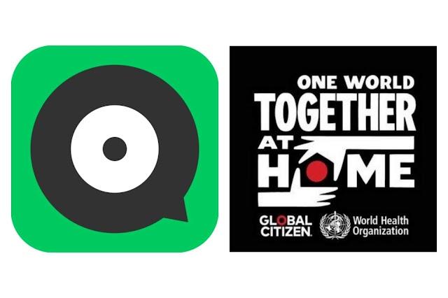 JOOX serentak akan siarkan secara langsung konser One World : Together At Home