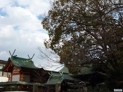 八王子神社本殿