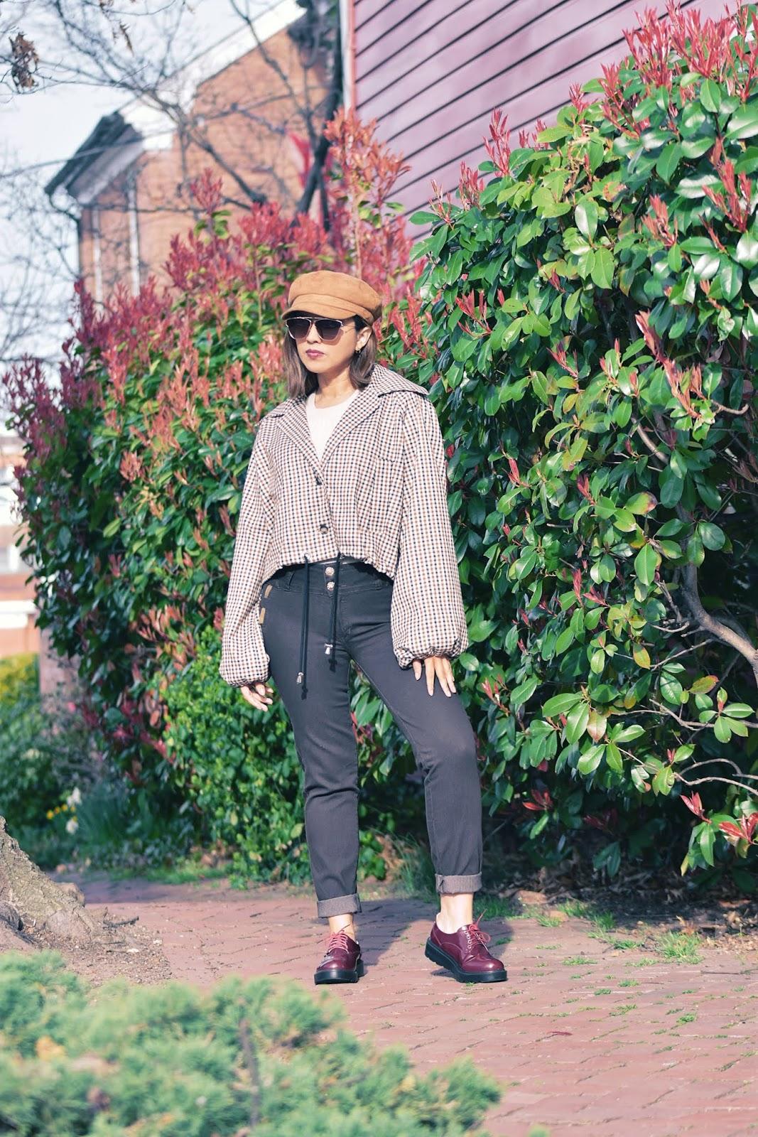 Paz En Medio De La Tormenta by Mari Estilo-dcblogger-cuarentena-streetstyle-trabajardesdecasa-look con zapatosintacon-