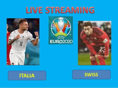 Link Live Streaming Euro 2020 Besuk Pagi Italia Vs Swiss Berlangsung Di Stadion Olimpico