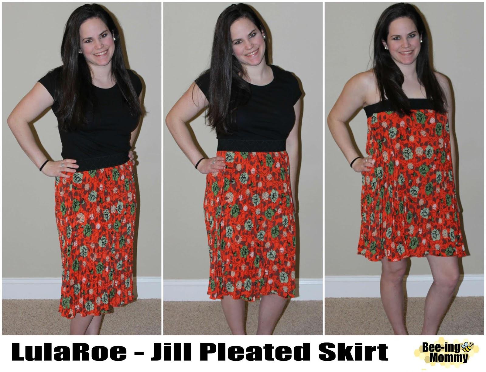 15143fdd8b LulaRoe Part 4  Skirts - different ways to style Azure