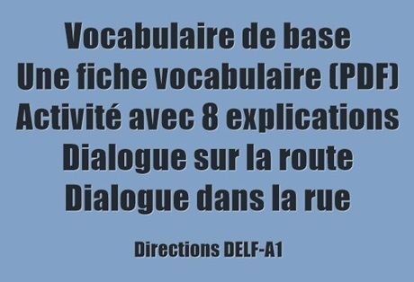 http://www.podcastfrancaisfacile.com/debutant/directions-delf-a1-fle.html