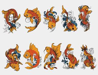 los mejores tatuajes del pez koi del mundo