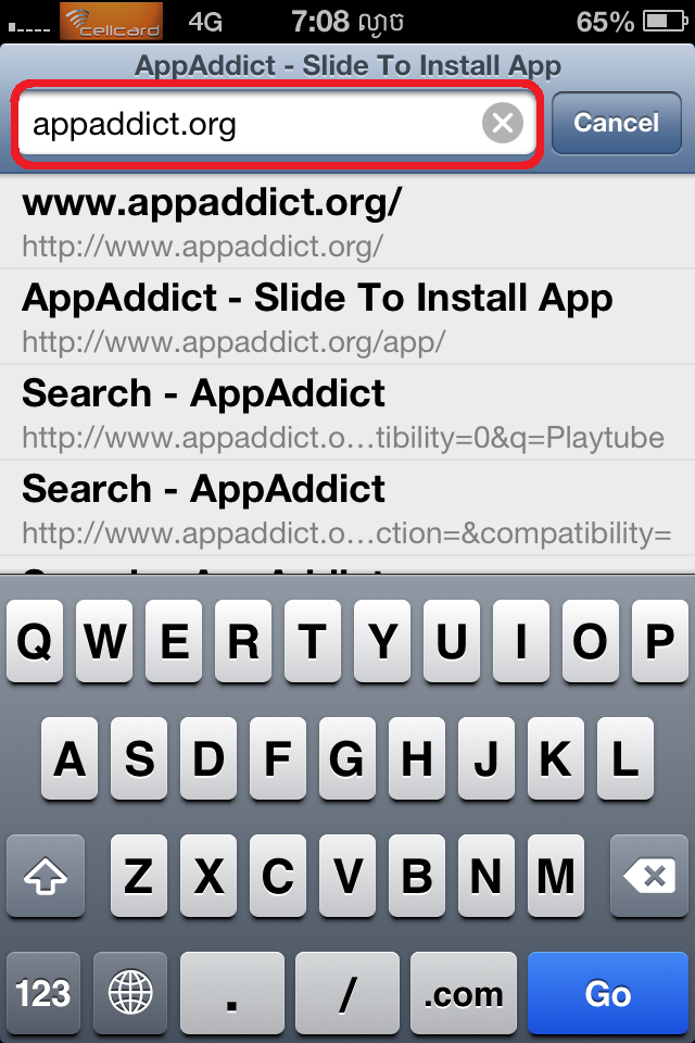 Jailbreak Tweaks Zone: How to download and install Appaddict