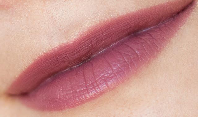 Rimmel Moisture Renew 180 Vintage Pink отзыв и свотчи