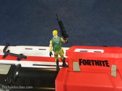 Đồ Chơi Mô Hình Súng Nerf Fortnite
