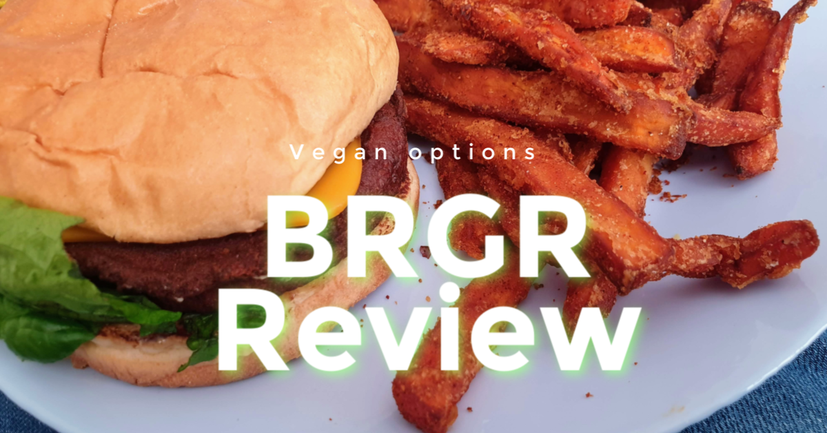 BRGR : Review
