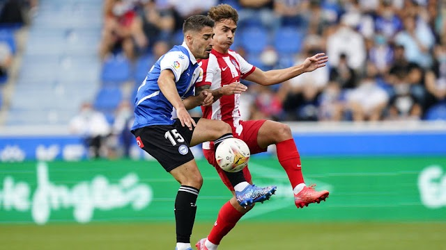 LaLiga Defending Champions Atletico Madrid Defeated By Alaves