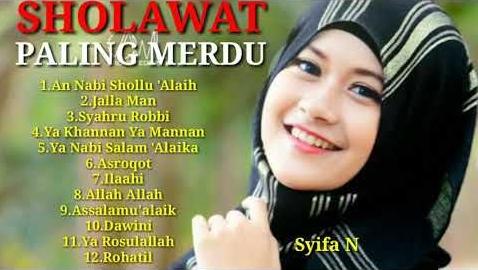Kumpulan Lagu Sholawat Merdu Mp3 Full Album Terbaru