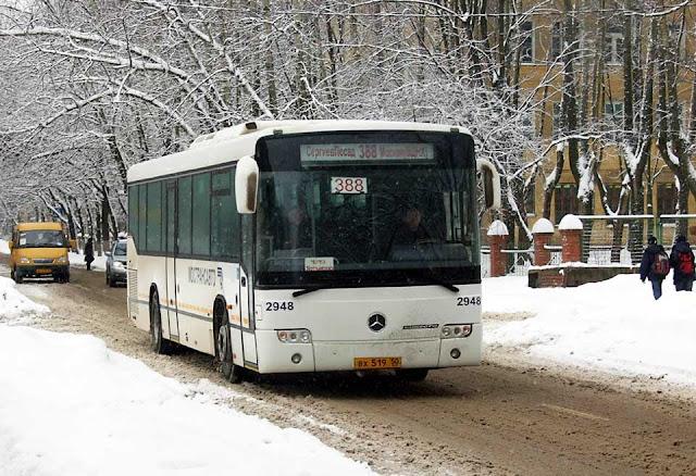 Проверяя автобусы, нашли 17 граждан, бывших в розыске Сергиев Посад