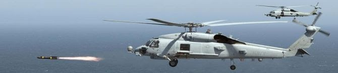 Thales Selected By Lockheed Martin To Deliver Airborne Anti-Submarine Warfare Sonars To Indian & Other Navies