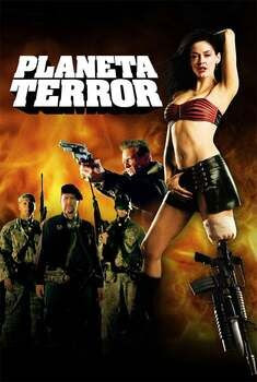 Planeta Terror Torrent – BluRay 1080p Dual Áudio