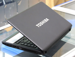 Laptop Toshiba Satellite C640 Core i3 di Malang