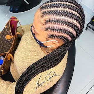 African Braids Styles in Vogue.