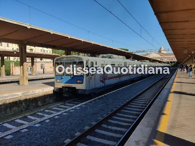 I pendolari dimenticati della Roma-Lido
