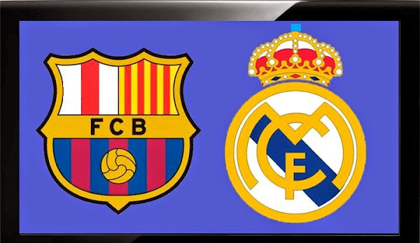 Horarios, Alineaciones FC Barcelona vs Real Madrid - Official Website - BenjaminMadeira