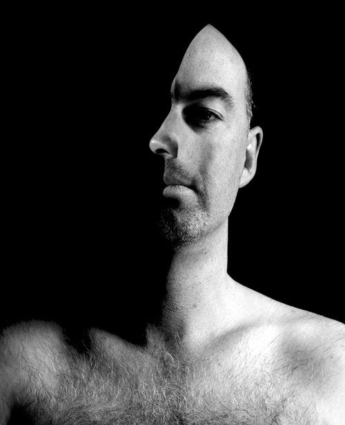 optical illusions illusion face faces perception amazing profile forward epic cool mind arris jeff havoc plays system half eye visual