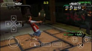 B-Boy PPSSPP CSO + Save Data Highly Compressed 390mb