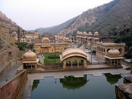 Galta Temple, Jaipur