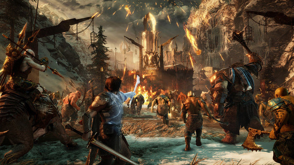 Middle Earth Shadow of War PC Free Download Screenshot 3