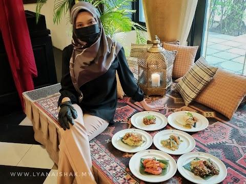 Ramadhan Buffet Bertemakan Arabic Night di Eastern & Oriental Hotel , Pulau Pinang
