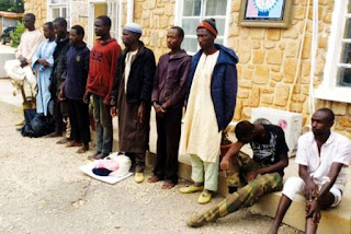 Task force arrests 21 in connection to attacks [Plateau Killings]