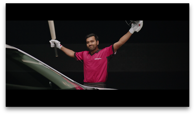 Rohit Sharma New Ambassador for Nissan ICC World T20 2016