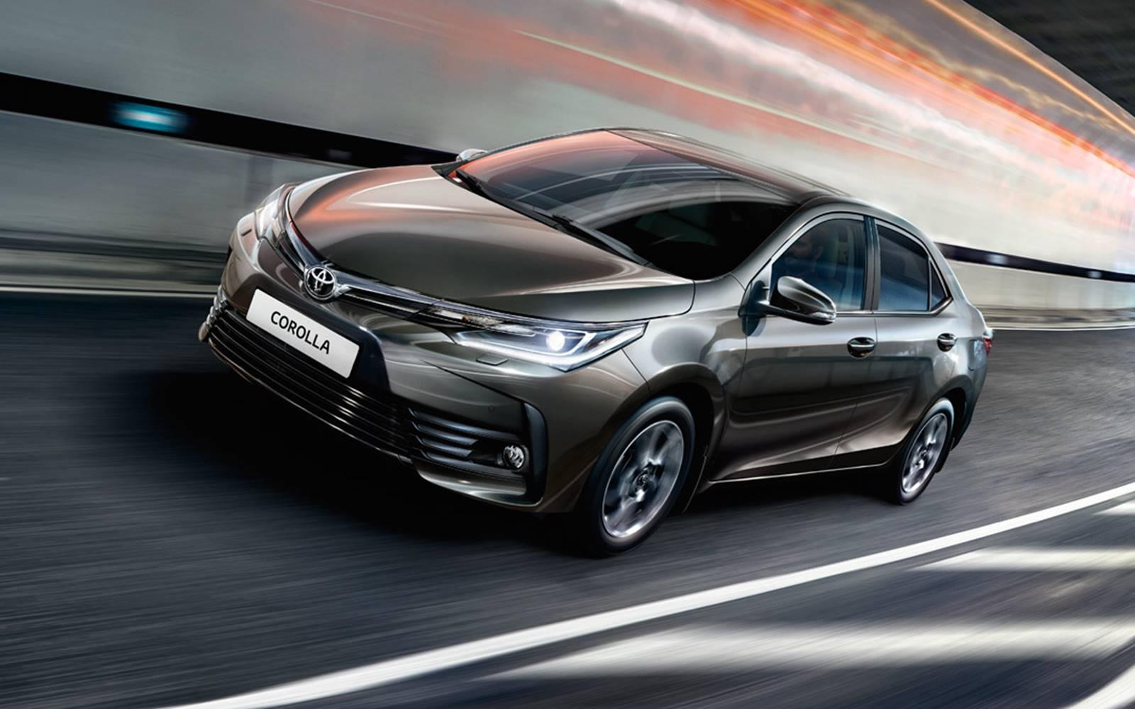 All New Corolla Altis 2019 Bohlam Grand Veloz Novo Toyota 2018 Flex Informações Motor Vício