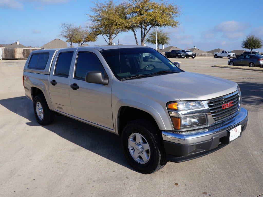 Toyota Dealership Denver >> TDY Sales Texas Car Deal - $14,991 For Sale 2006 GMC Canyon Z71 4x4 crew cab truck 74k miles 3 ...