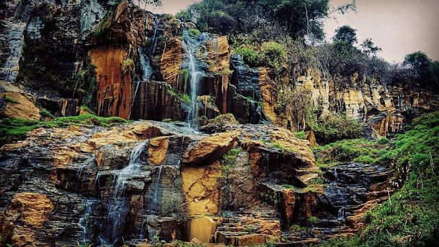 Wisata Curug Batu Templek Bandung, Lokasi, Rute dan Harga Tiket