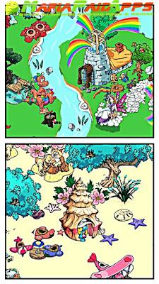 Smurfs' Village com.capcom.smurfsandroid MafiaPaidApps