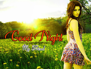 Latest Beautiful Good Night Wallpaper Free Download %2B64