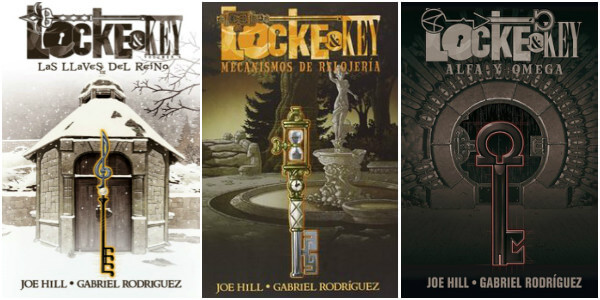cubiertas-locke-and-key-tomos-cuatro-cinco-y-seis-de-joe-hill-y-gabriel-rodriguez