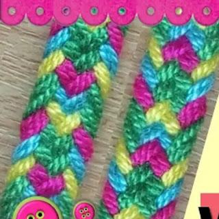 Cordón Wayúu a Crochet